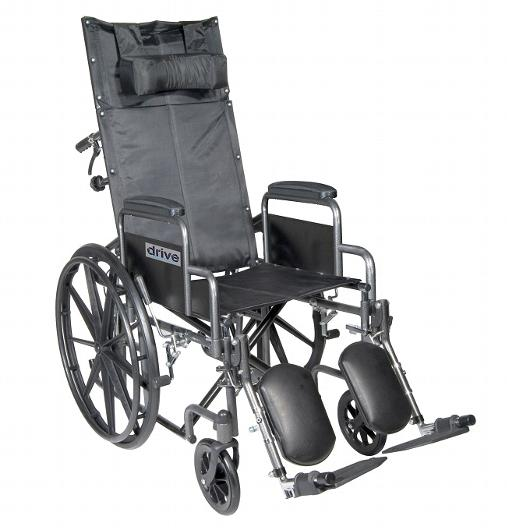 Silver Sport Silver Sport  sc 1 st  SpinLife & Drive Medical Silver Sport - Drive Medical Recliner u0026 Tilt Wheelchairs islam-shia.org