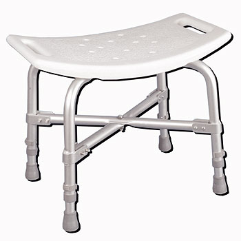 Deluxe Bariatric Bath Bench without Back