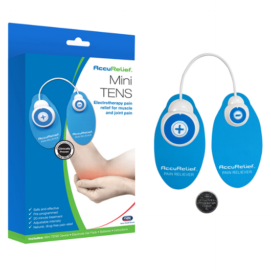 AccuRelief Mini TENS Unit