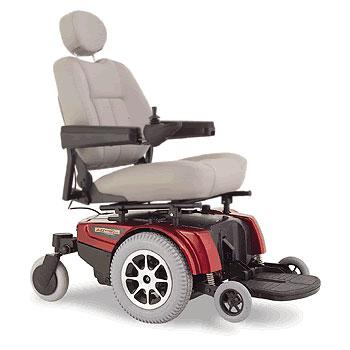 Pride Jazzy 1122 Pride Indoor Outdoor Power Wheelchairs