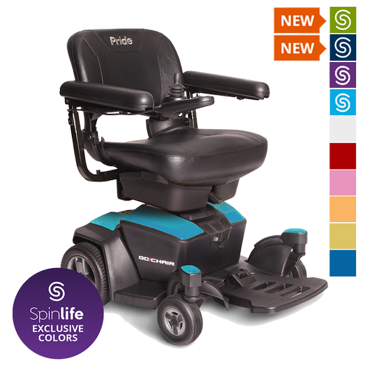 Pride go chair pride travel portable power wheelchairs Portable motorized wheelchair