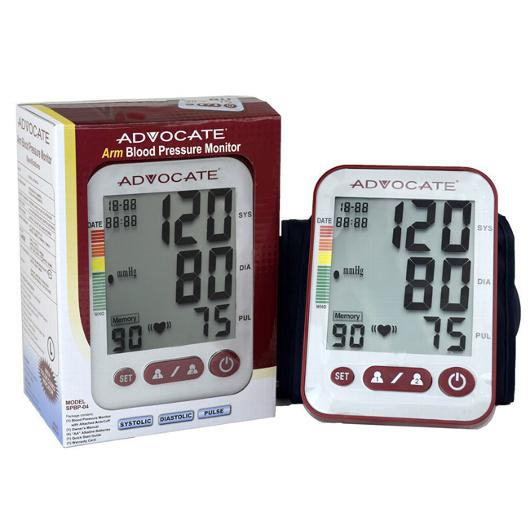Blood Pressure Monitor System