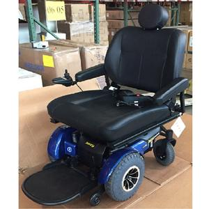 Pride Jazzy 1450 - Used Power Wheelchairs