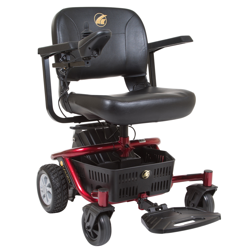 Golden technologies literider envy golden technologies Portable motorized wheelchair