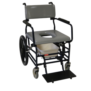Activeaid Bariatric Rehab Shower Commode Chair Rehab Shower Commode Chair