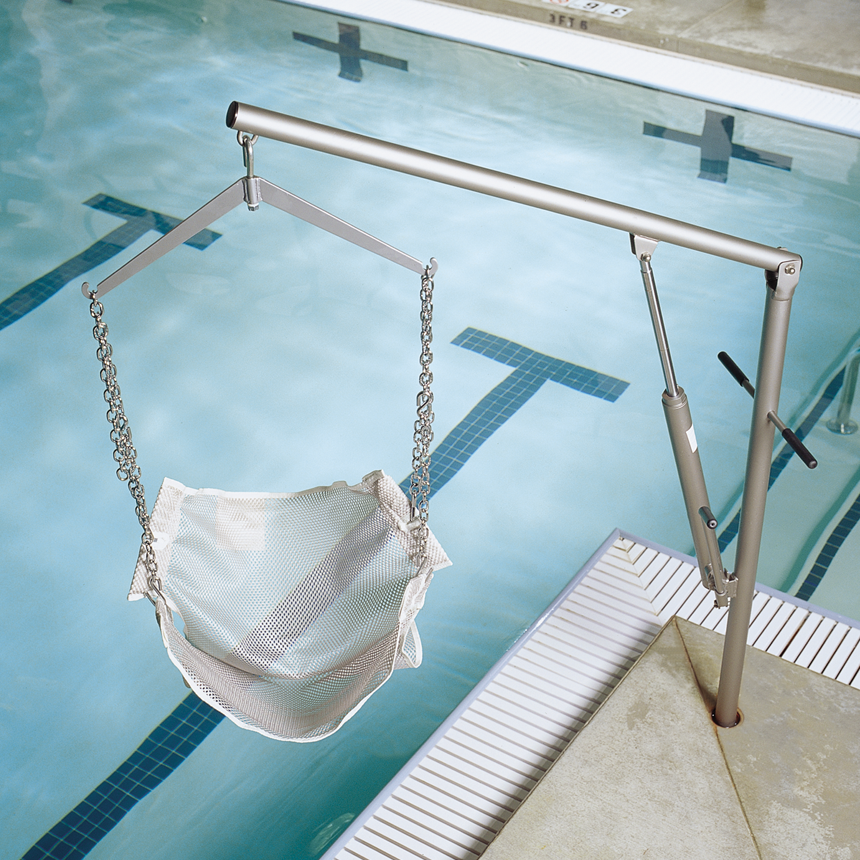 Best Handicap Pool Lifts | Updated for 2019 | AgingInPlace.org