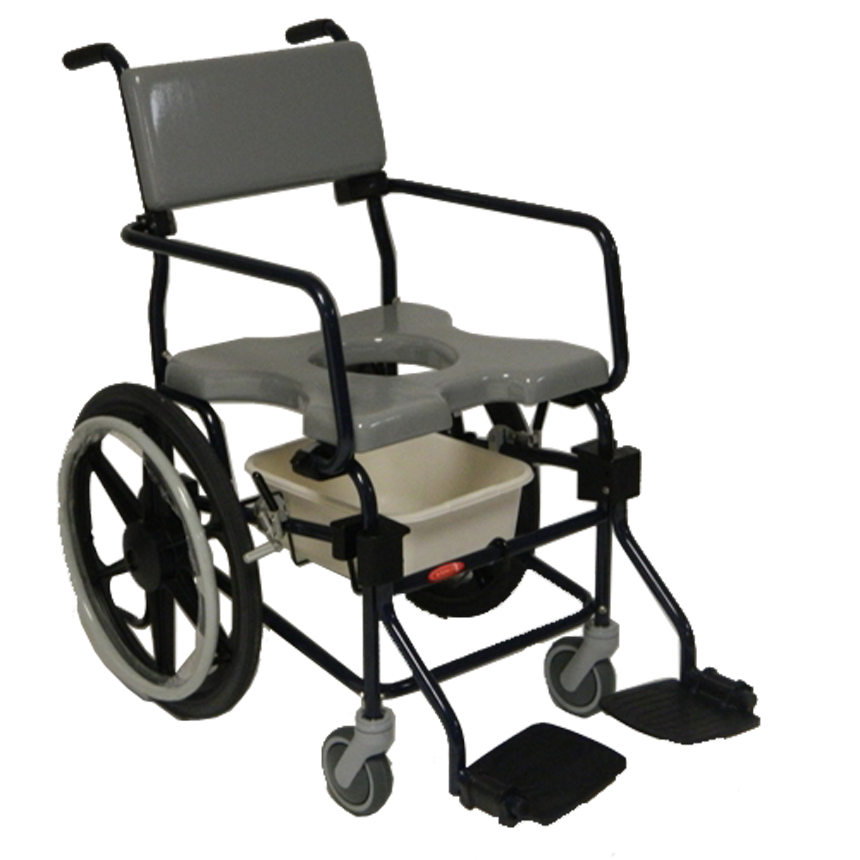 Activeaid Rehab Shower Commode Chair - 20\