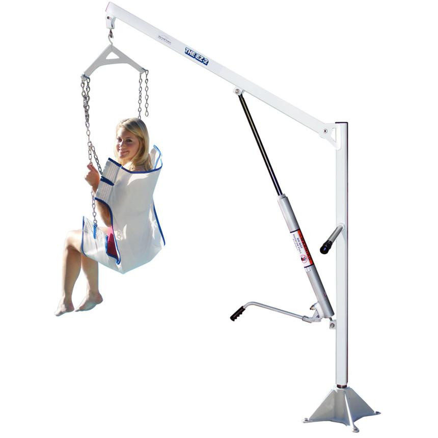 ghdonat.com Toys & Games Wind Spinners EZ Pool Lift With Anchor