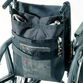 Wheelchair Back Carry-On