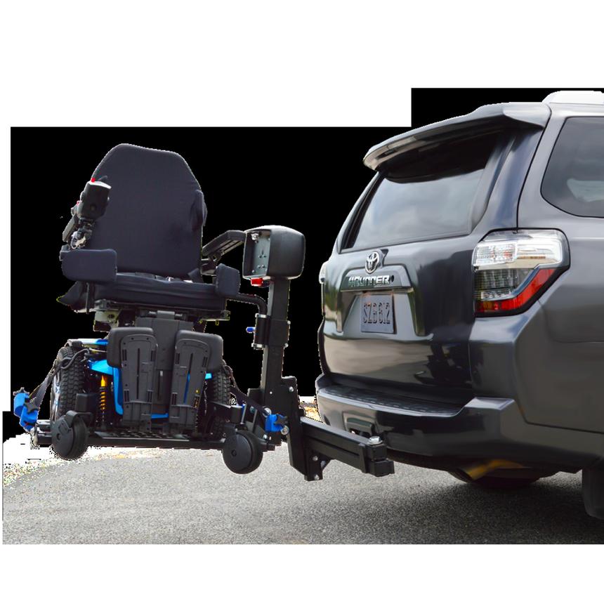 Wheelchair Lift For Car >> Al580 Hdx Power Wheelchair Lift