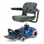Pride Go-Chair Travel Power Wheelchair