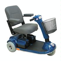 PaceSaver Plus III 3-Wheel Full Size Scooter