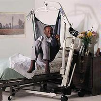Invacare Full Body w/Commode Cut-Out Bathing & Toileting Slings
