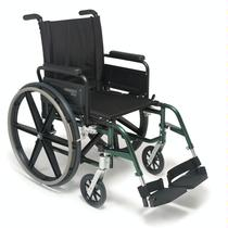 Sunrise / Quickie Breezy 600 Custom Lightweight Wheelchair