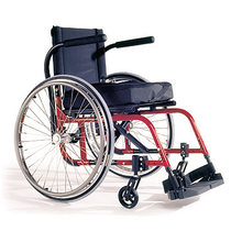 Sunrise / Quickie Quickie 2HP Folding Wheelchair