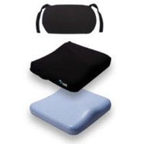 Sunrise/ JAY Jay Soft Combi W/Lumbar Support Foam Wheelchair Cushion
