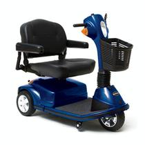 Pride Maxima 3-Wheel Heavy Duty/High Weight Capacity Scooter