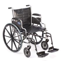 Invacare Tracer EX2 Deluxe Standard Wheelchair