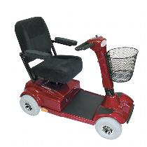 PaceSaver Eclipse Premier Titan 4-Wheel 4-WheelFull Size Scooter