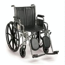 Sunrise / Quickie Breezy EC 2000 HD300 Heavy Duty/High Weight Capacity Wheelchair