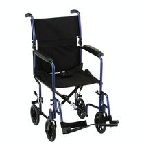 Nova Lightweight Comet 300 Lightweight Transport Wheelchair