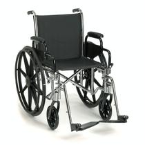 Sunrise / Quickie Breezy EC 3000 Lightweight Wheelchair