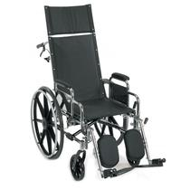 Sunrise / Quickie Breezy EC 4000R Recliner Wheelchair
