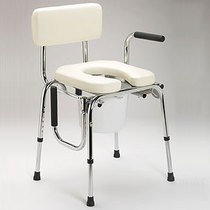 Medline Drop Arm Commode with Padded Seat Commode