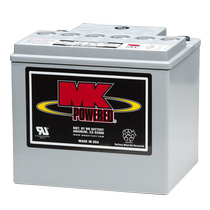 MK Battery 12V 40 AH Sealed Gel (Pair) Battery