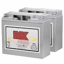 MK Battery 12V 18 AH Sealed Lead Acid (Pair) Battery