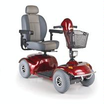 Golden Technologies Avenger 4-Wheel Heavy Duty/High Weight Capacity Scooter