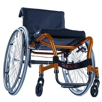 Sunrise / Quickie Quickie GT Rigid Wheelchair