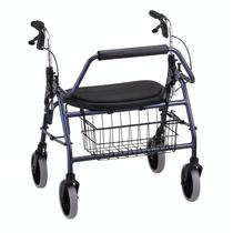 Nova Mighty Mack Heavy Duty Heavy Duty/High Weight Capacity Rolling Walker