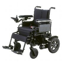 Drive Medical Cirrus Plus Travel/ Portable Power Wheelchair