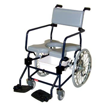 Activeaid Rehab Shower Commode Chair 20 Wheels Activeaid Rehab Show