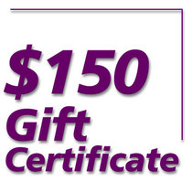 SpinLife.com $150 Gift Certificate Gift Certificates