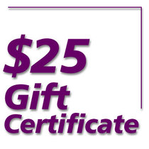 SpinLife.com $25 Gift Certificate Gift Certificates