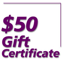 SpinLife.com $50 Gift Certificate Gift Certificates