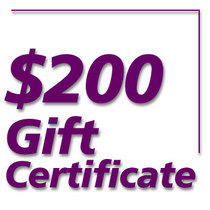 SpinLife.com $200 Gift Certificate Gift Certificates