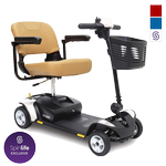 Pride Go-Go Elite Traveller 4-Wheel