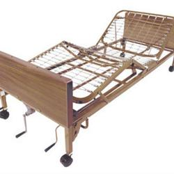 Manual Bed Frame
