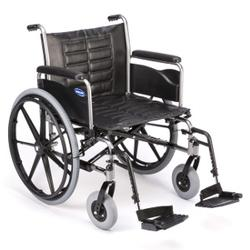 Heavy Duty/High Weight Capacity Wheelchair