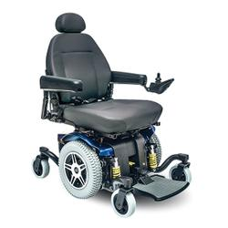 Heavy Duty/High Weight Capacity Power Wheelchair