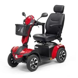 Heavy Duty/High Weight Capacity Scooter
