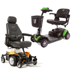 Shop All Power Wheelchairs & Scooters