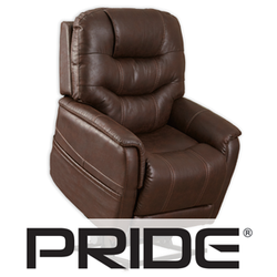 Pride Infinite-Position Lift Chairs