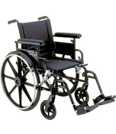 Lightweight Manual Wheelchair