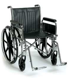 Basic Manual Wheelchair