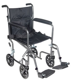 Transport Manual Wheelchair
